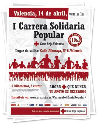 carrera solidaria cruz roja