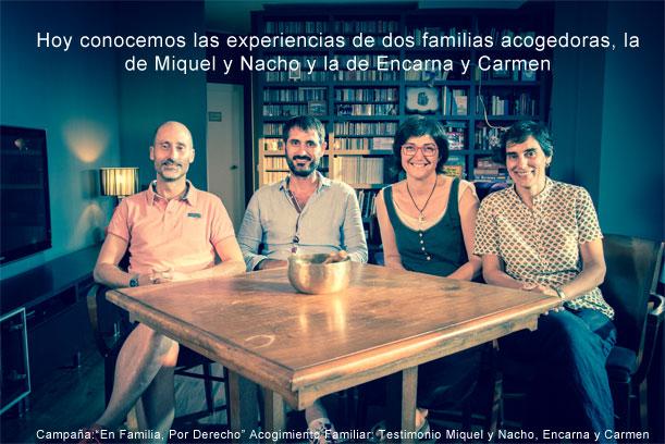 Campaña: En familia. Por derecho