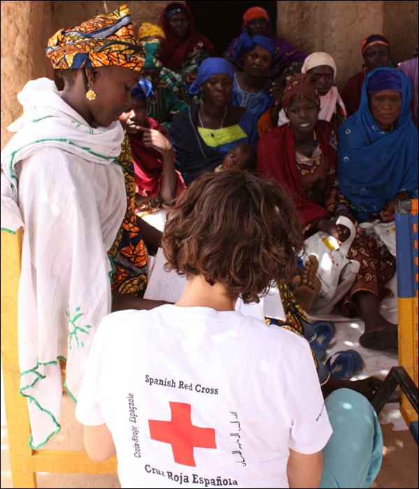 Níger atraviesa una grave crisis alimentaria.