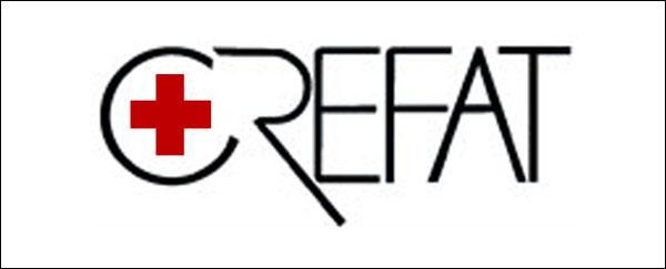 Logo de la Fundación CREFAT