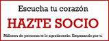 Hazte Socio de Cruz Roja