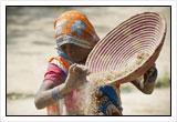 Portada del Informe Mundial de Desastres 2011.