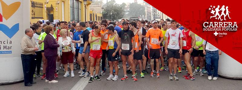 fdf2aabeca17b Carrera Solidaria Popular Cruz Roja Valencia