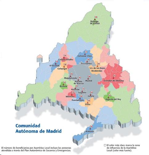 Comunidad de madrid for Comunidad de madrid rea