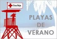 Ir a la Web Playas de verano Cruz Roja