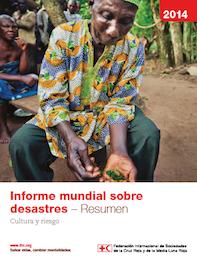 Resumen Informe Mundial Desastres 2014