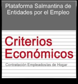 CRITERIOS ECONÓMICOS PARA CONTRATOS REALIZADOS A PARTIR DEL 1 DE ENERO DE 2017