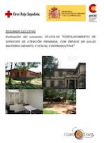 Evaluación del proyecto de Fortalecimiento de servicios de atención primaria en Paraguay