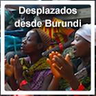 Crisis de Desplazados desde Burundi