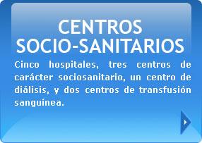 Centros Socio Sanitarios