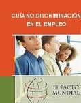 Guía para la NO DISCRIMINACIÓN en el EMPLEO.