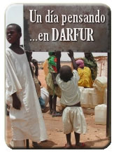 Un día pensando en Darfur