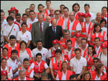 - Visita Mº de Interior a Cruz Roja: exposición y reconocimiento a los ERIES