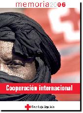 Memoria Cooperación Internacional 2006