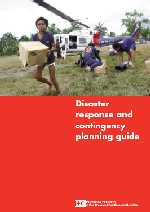 Disaster Response and contingency planning guide
