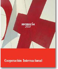 Memoria Cooperación Internacional 2007