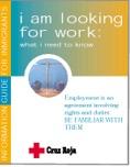Busco trabajo: lo que necesito saber
