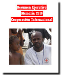 Resumen Ejecutivo Memoria Cooperación Internacional 2010