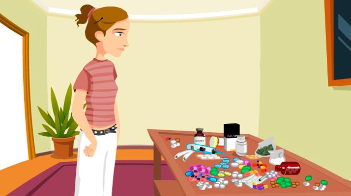 Cruz Roja Juventud. Prevención consumo de sustancias