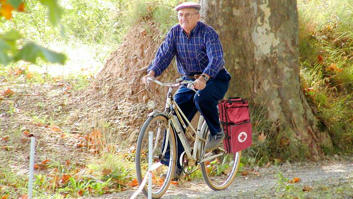 MAYORES. Personas mayores, dependientes y cuidadoras