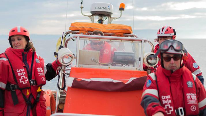 SOCORROS Y EMERGENCIAS. Salvamento marítimo